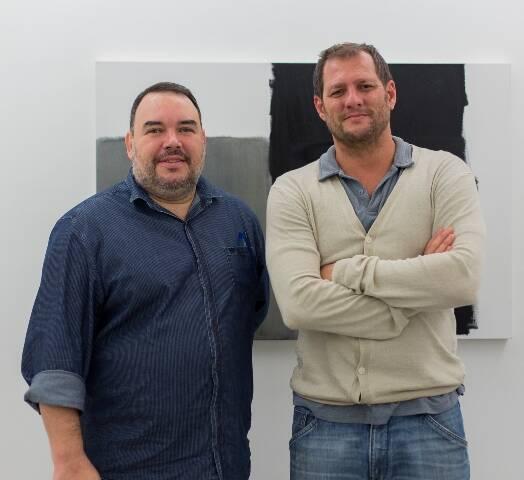 Roberto Barciela e Bruno Schmidt
