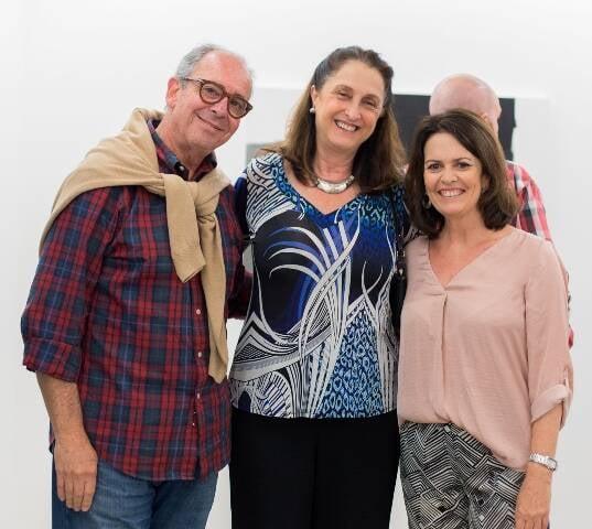 Paulo Novis, Laura Mello Machado e Stella Ramos