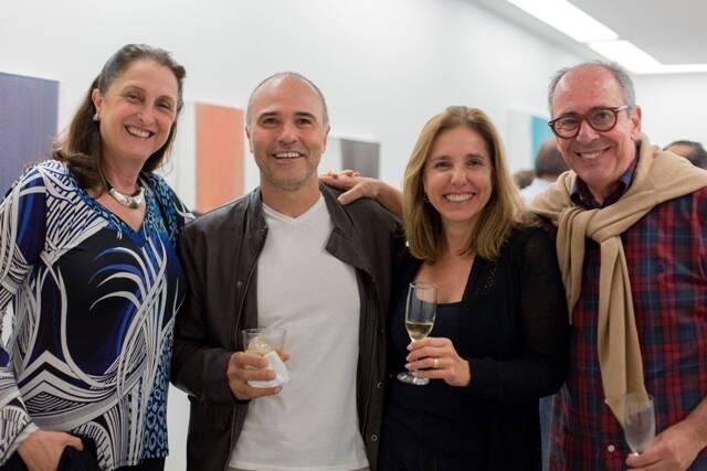 Laura Mello Machado, Alexandre Salgado, Cristine Queiroz e Paulo Novis