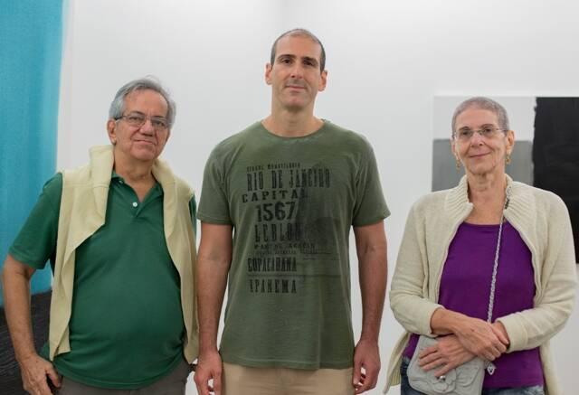 Gilberto Antunes, Marcio Attie e Ana Lucia Iúdice