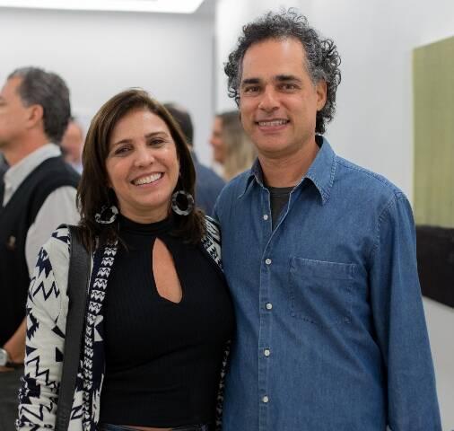 Fernanda Junqueira e Franklin Pedroso