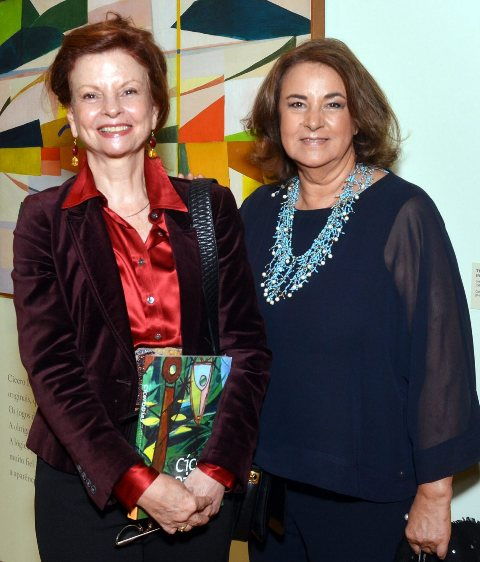 Elisabeth Di Cavalcanti e Sylvia Dias