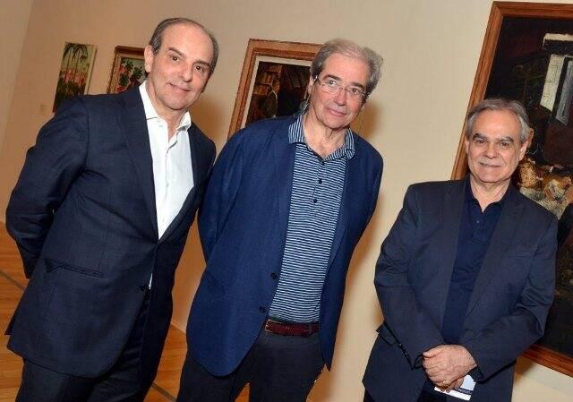 Waldir Simões de Assis, Luiz Antonio Almeida Braga e Max Perlingeiro