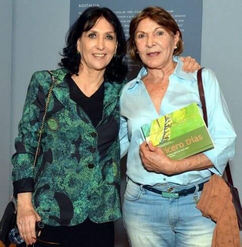 Denise Mattar e Luci Soares