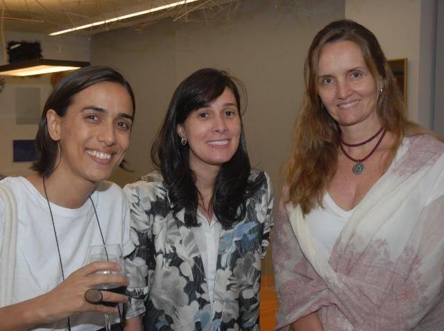 Ana Lobato, Bruna Stelita e Jaqueline Vojta