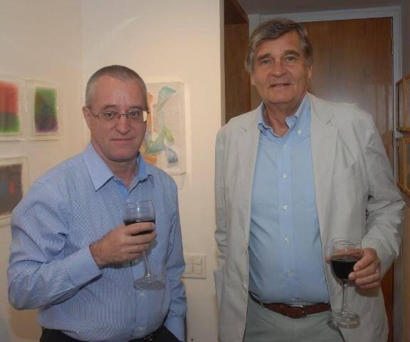 Angelo Butturini e Joseph Seiler
