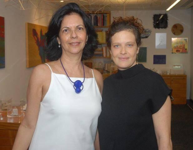 Martha Pagy e Fabia Schnoor