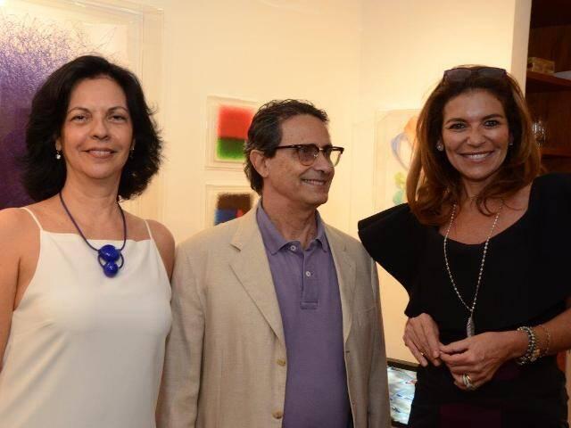 Martha Pagy, Hélio Ferraz e Jacqueline Plass