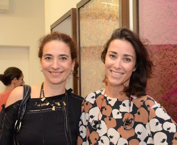 Ana Paola Protásio e Gabriela Moraes
