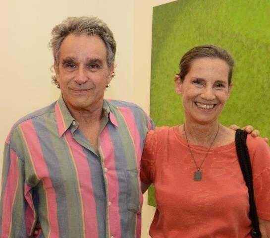 Antônio Carlos Medeiros e Claudia Laplan