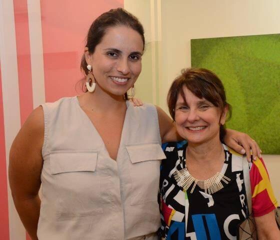 Patricia Fainziliber e Sara Venosa