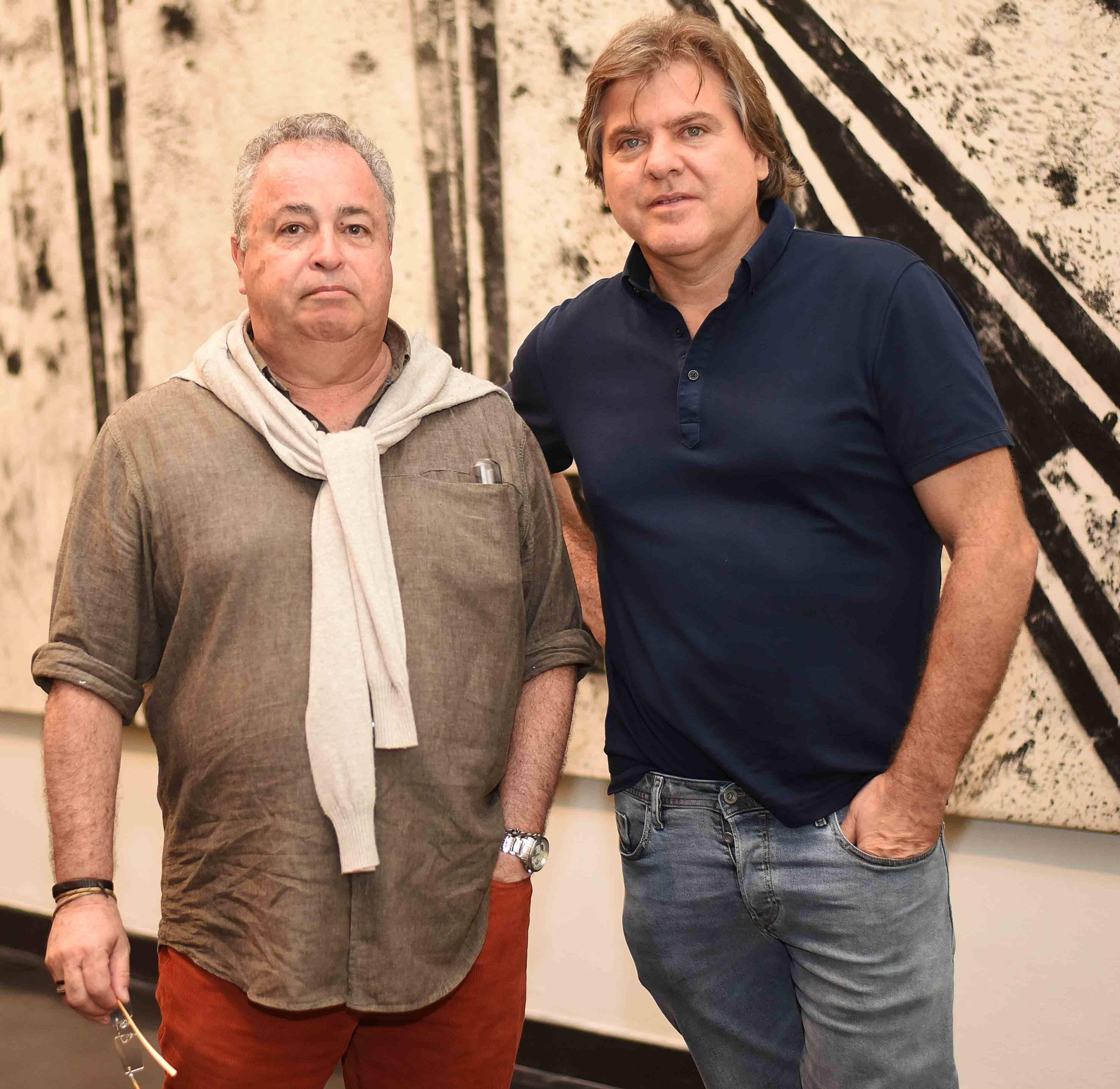 Alberto Padilla e Dudu Garcia /Foto: Ari Kaye