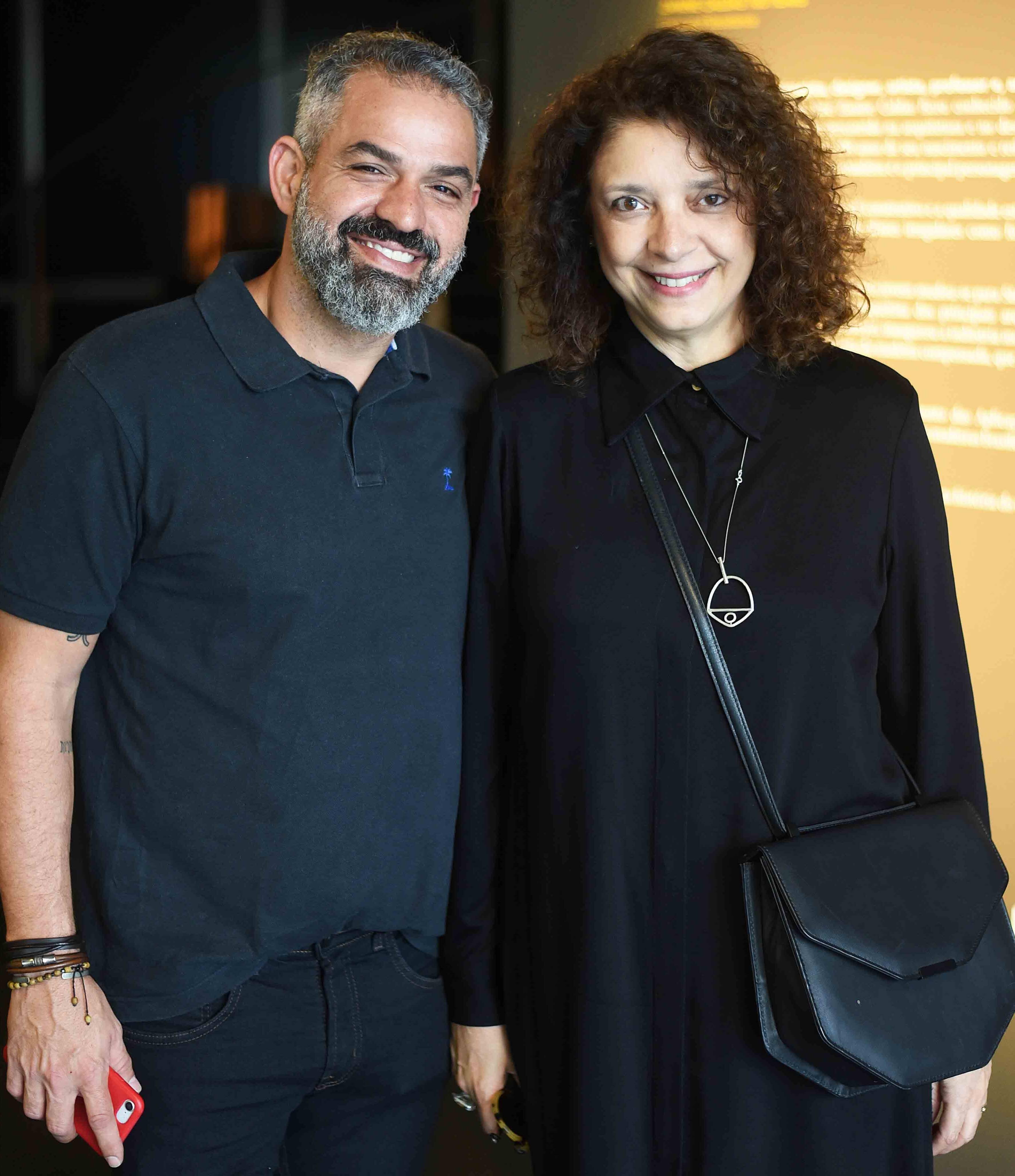 Rafael Salgado e Cristina Alho /Foto: Ari Kaye