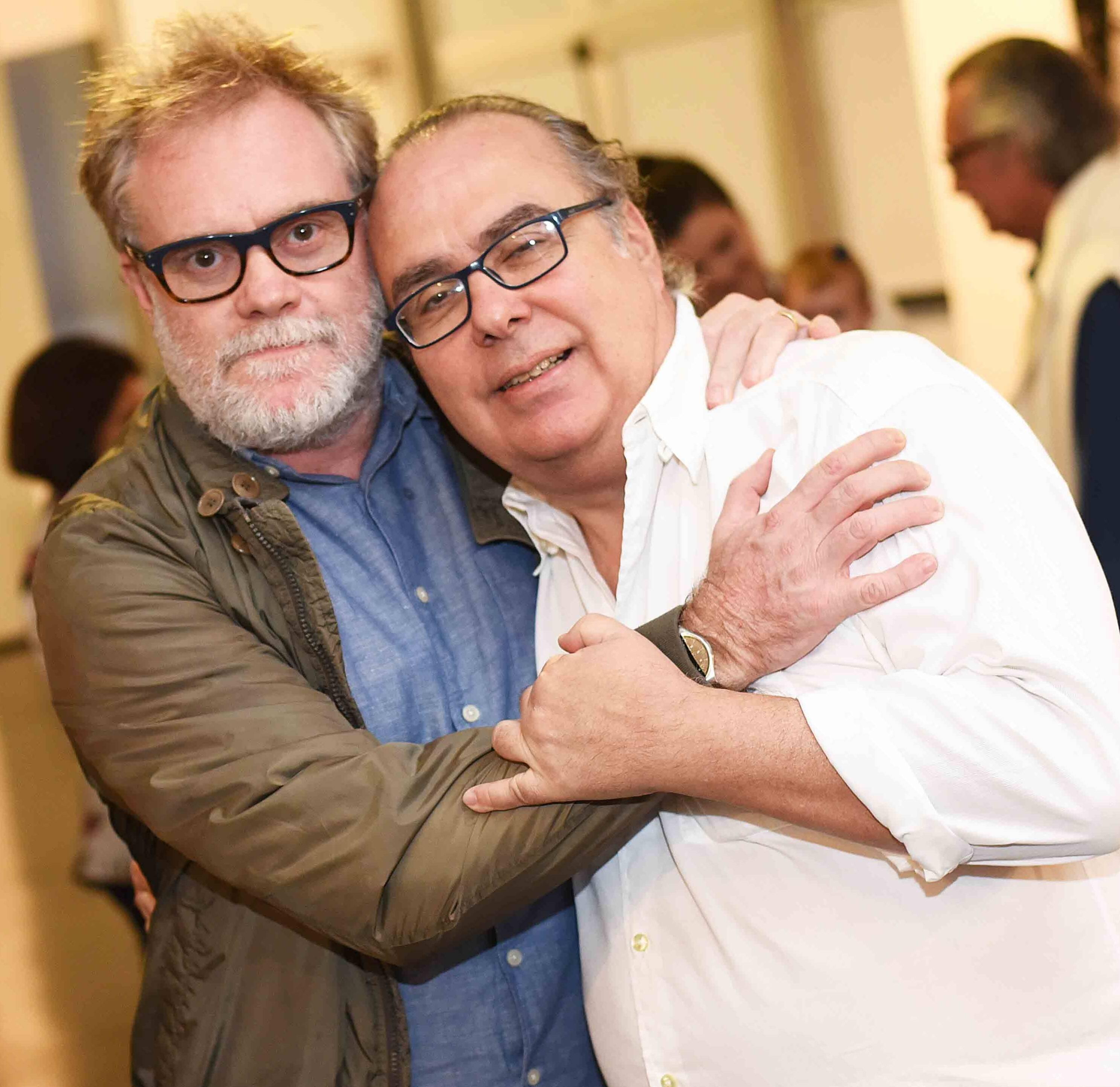 Raul Morão e Carlos Leal /Foto: Ari Kaye
