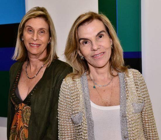 Marcia Lebelson e Henriqueta Gomes
