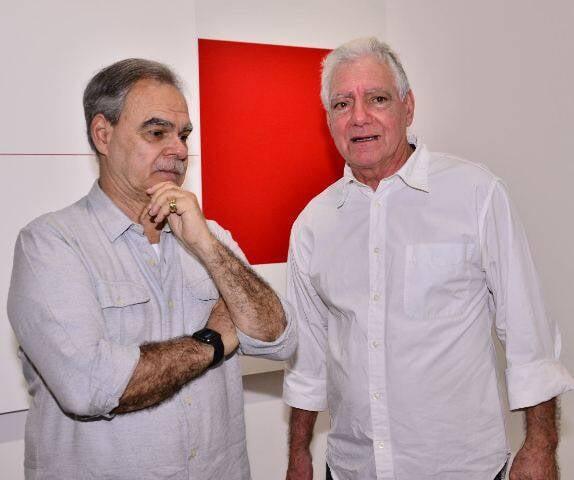 Max Perlingeiro e Antonio Manuel