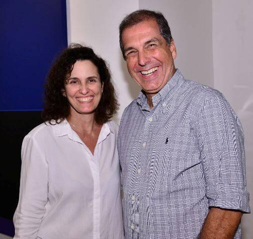 Maritza Caneca e Luiz Carlos Nabuco