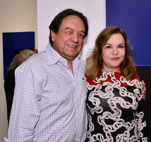 Breno Neves e Maria Pinheiro Guimarães