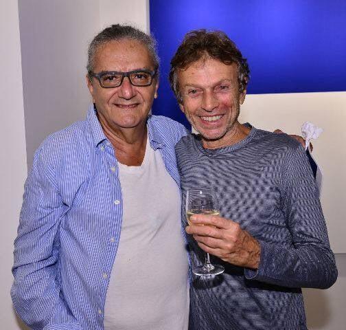 Jorge Salomão e Marco Rodrigues