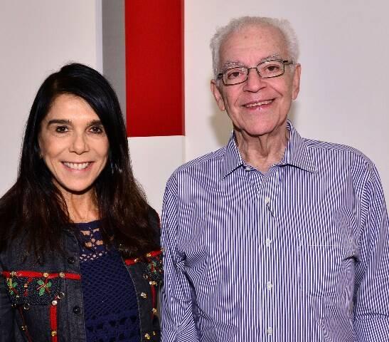 Bia Rique e Paulo Bertazzi