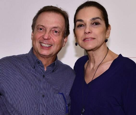Francisco Grabowsky e Beth Accurso