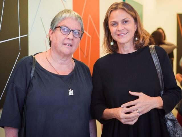 Lia Gandelman e Cristina Borges
