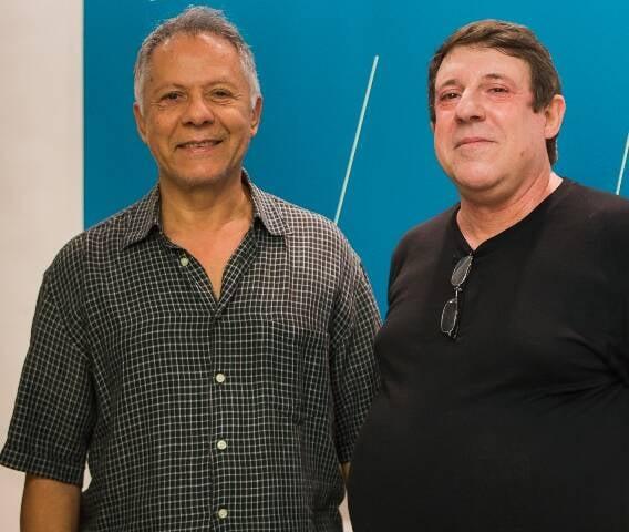 Manfredo de Souza Neto e Marcelo Valls