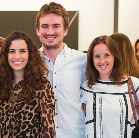 Ilana Fucks, Murillo Moreira, Bianca Aragão