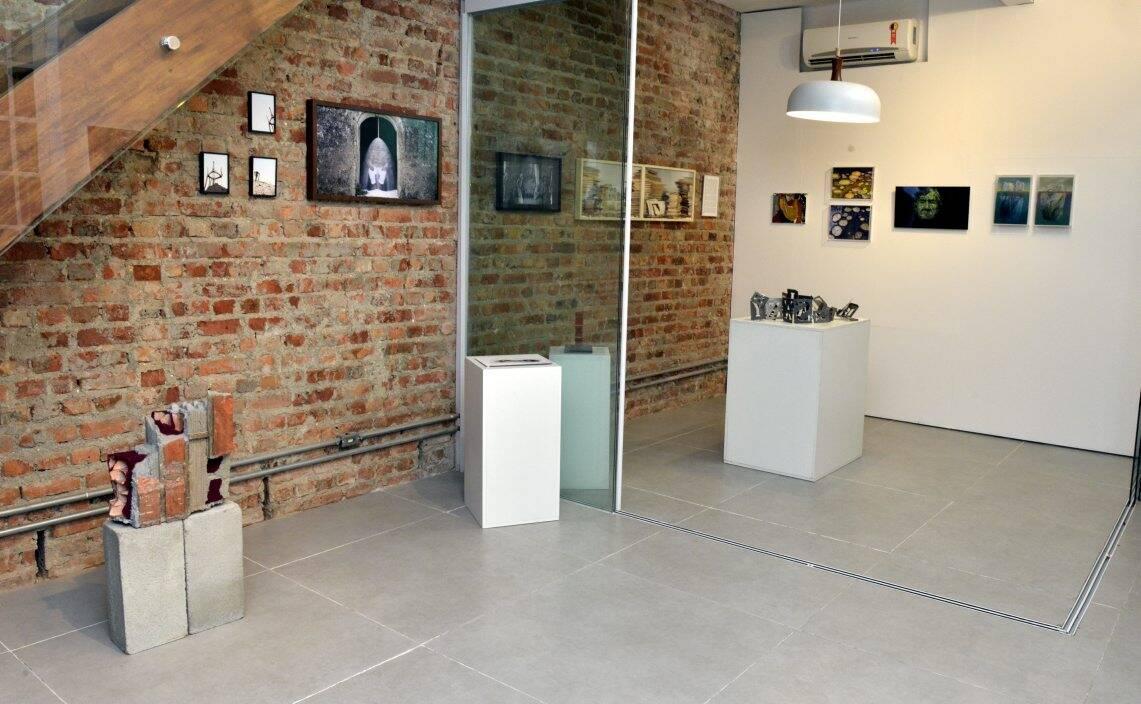 Galeria Simone Cadinelli -  Fotos: Cristina Granato