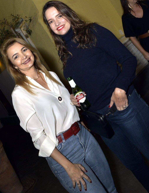 Simone Cadinelli e Brenda Valansi   -  Fotos: Cristina Granato