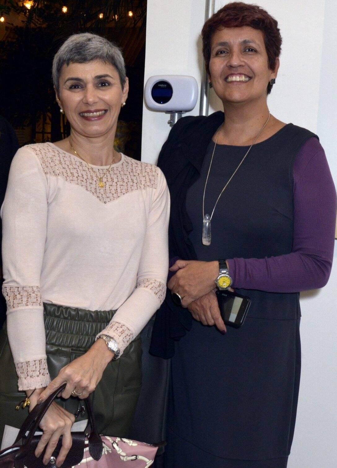 Renata Pacheco e Cris Martins -  Fotos: Cristina Granato