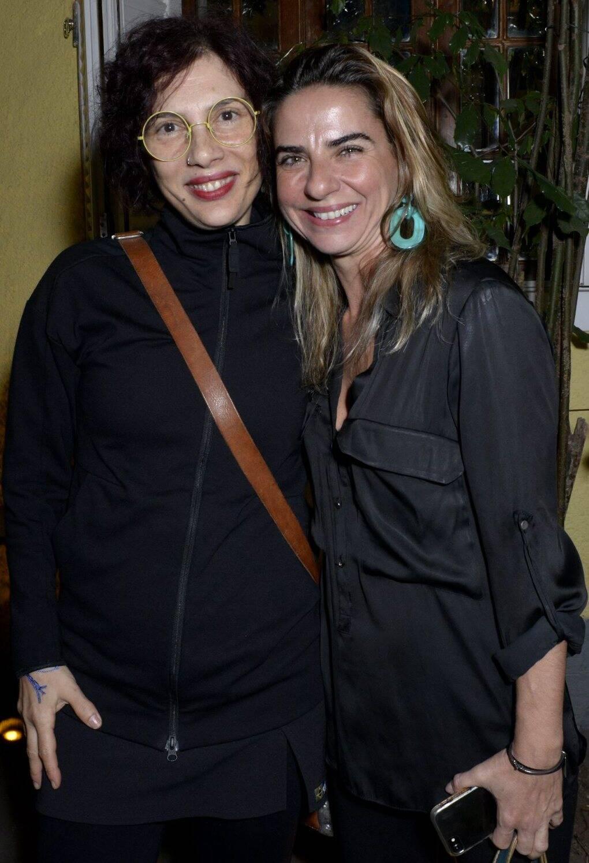 Patrizia D'Angello e Fernanda Sattamini   - Fotos: Cristina Granato