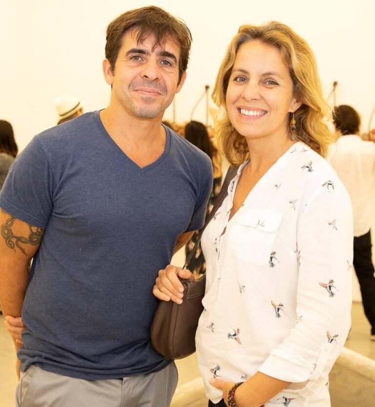 Edu Monteiro e Andrea Marques
