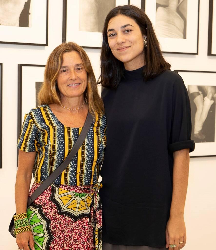 Luiza Calmon e Gabriela Machado