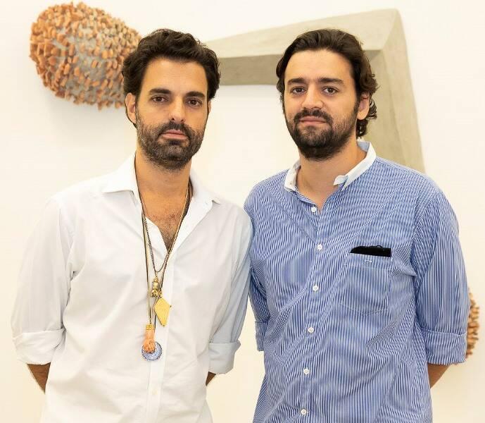 Rafael Moraes e Edmar Pinto Costa