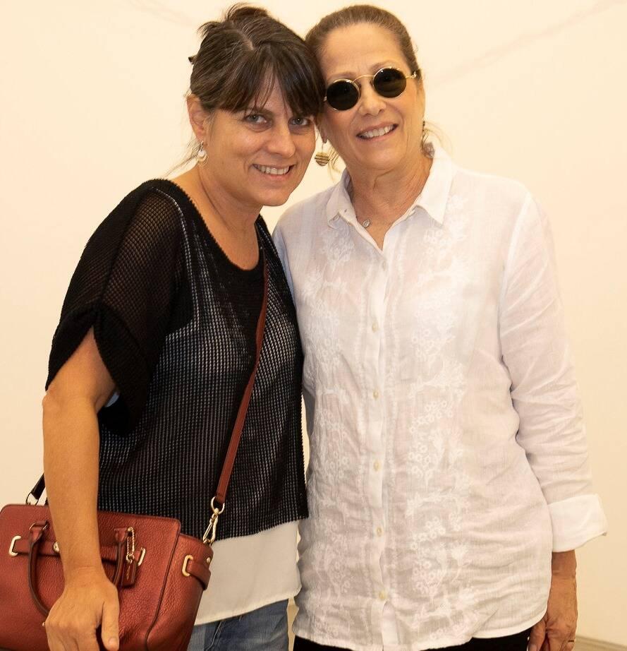 Sonia Távora e Marcia Doring