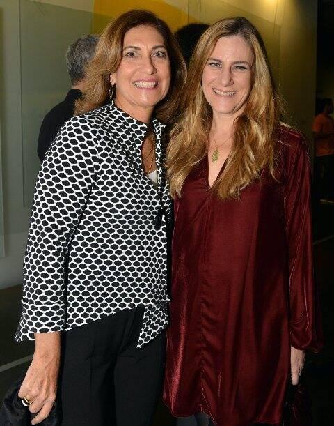 Sylvia Chateaubriand e Dedina Bernadelli