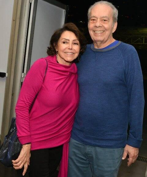 Maria e Cesar Oiticica