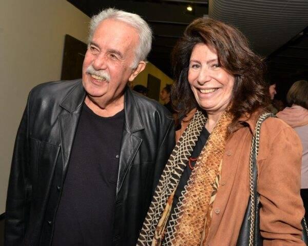 Carlos Vergara e Ana Maria Tornaghi