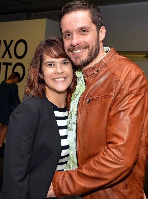 Barbara Ferreira e Hugo Bianco
