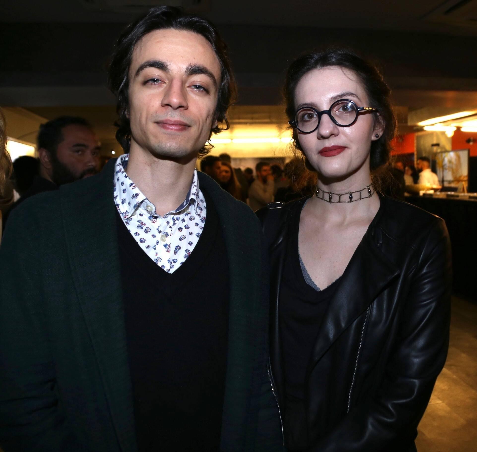 Tulio Ribeiro e Isabela de Andrade  /Foto: Denise Andrade