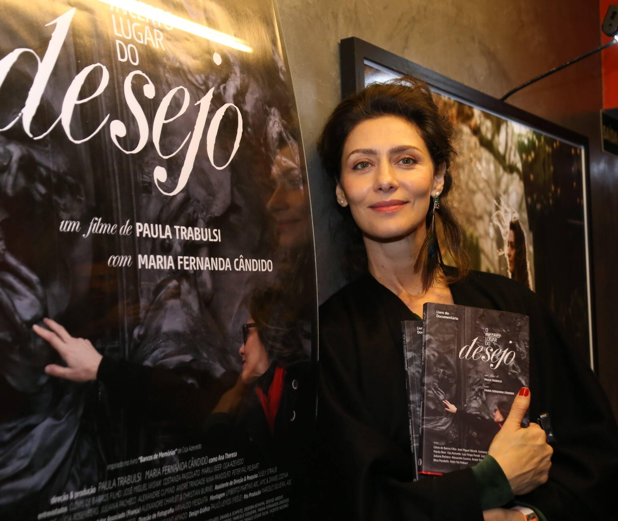 Maria Fernanda Cândido  /Foto: Denise Andrade
