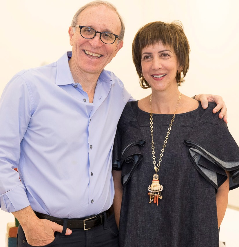 Mara e Marcio Fainziliber