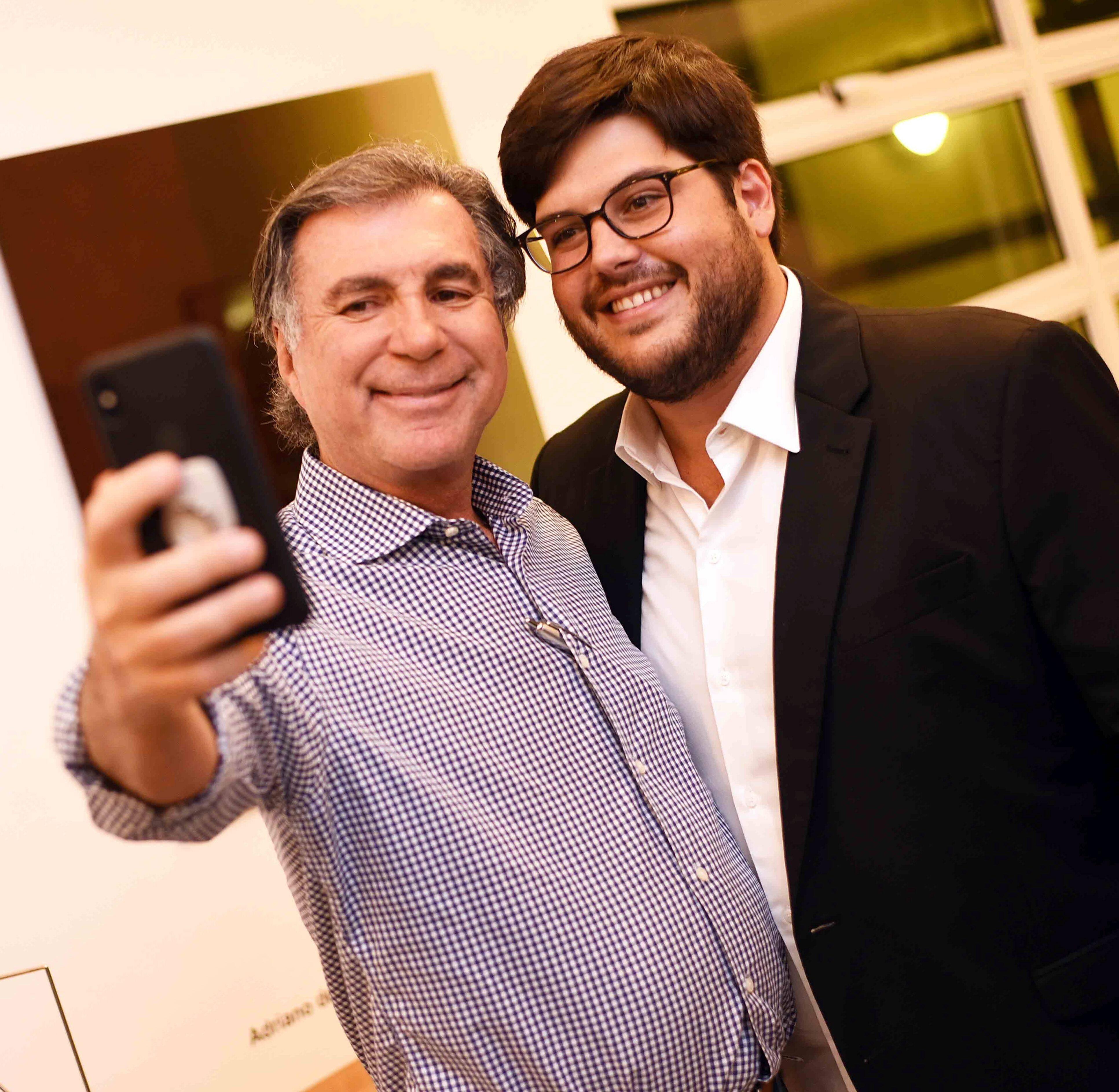 Gustavo Moreira e Frederico Almeida/ Foto: Ari Kaye