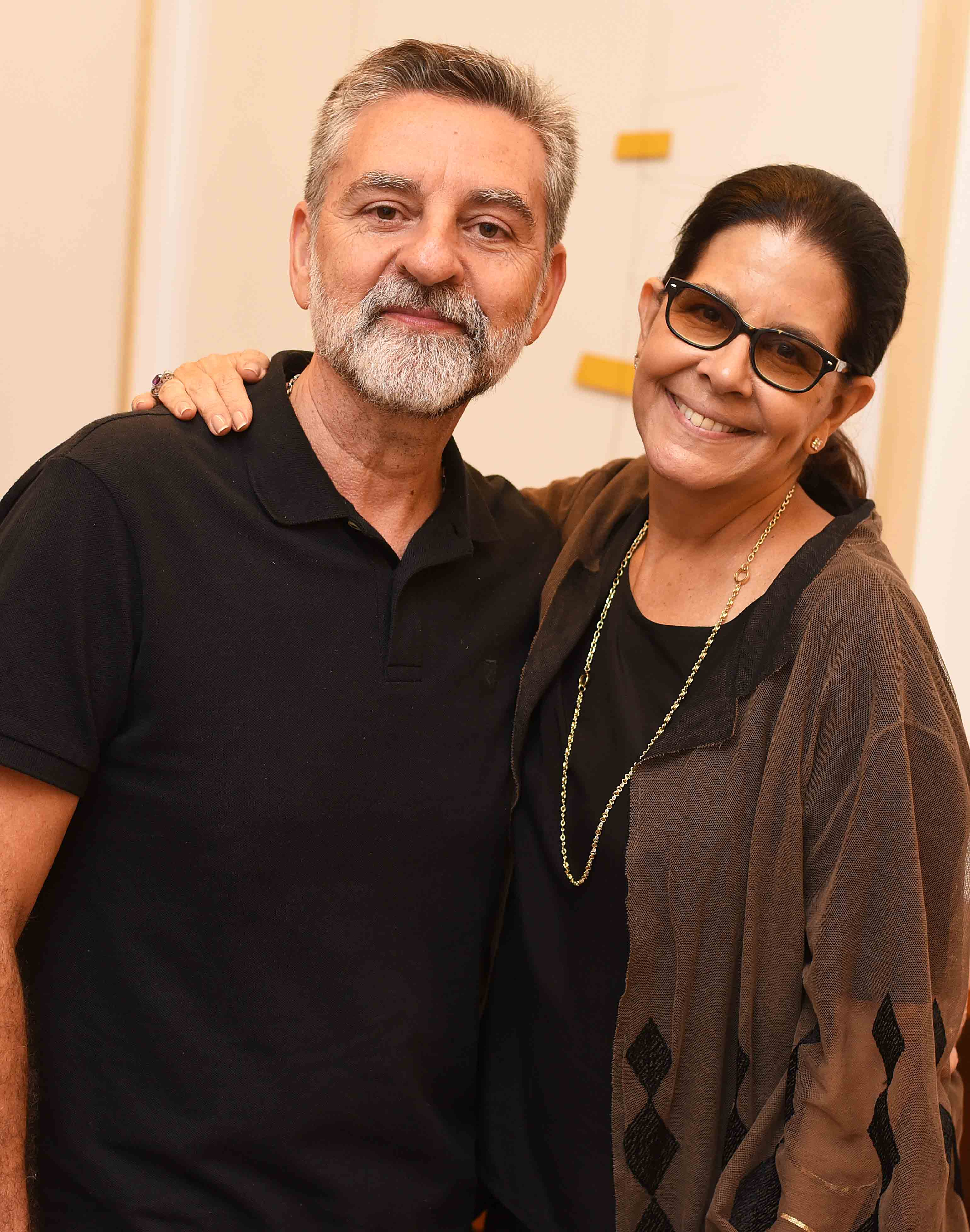 Ivan Rezende e Lia Siqueira/ Foto: Ari Kaye