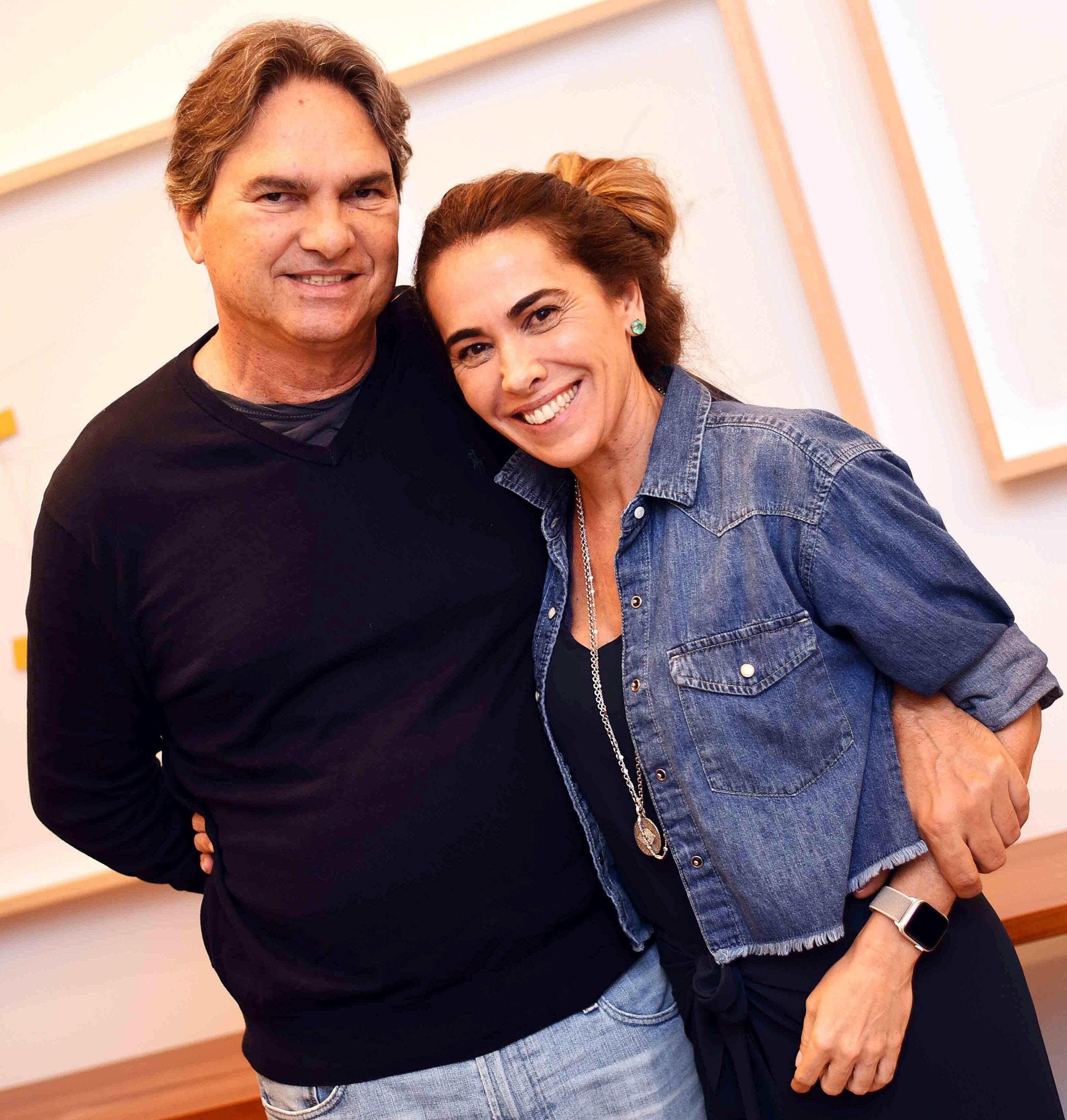 Kiko e Rita Zecchin/ Foto: Ari Kaye