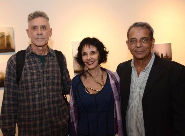Claudisson Rodrigues, Naila Rachid e Enéas Valle