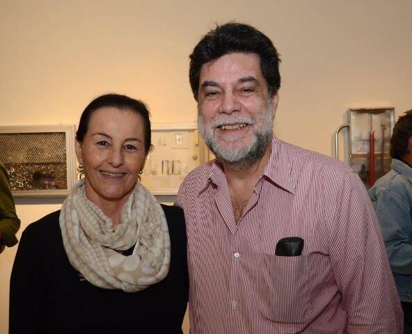 Eduarda e Cesar Ache