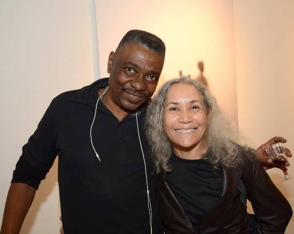 J. Ricardo e Fátima Villarin