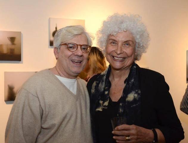José Veras e Martha Moraes